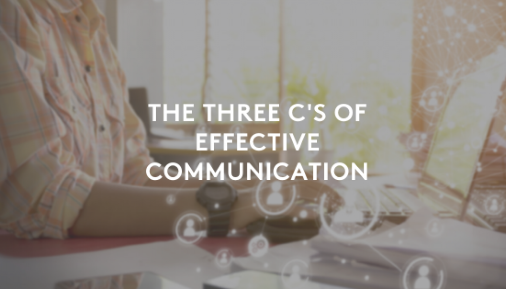 Effective Communications Banner