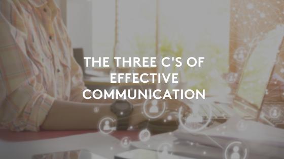 Effective Communications Banner